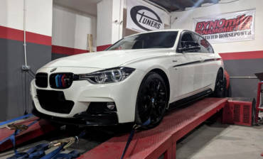 BMW 318i F30 1.5T B38 – Stage1 95RON