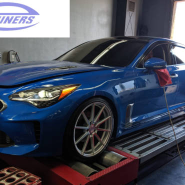 Kia Stinger 2.0 T-GDI – Stage2 95RON