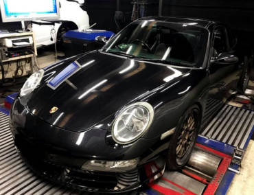Porsche 911 Carrera S MY2008 – Stage2 98RON