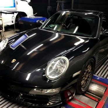 Porsche 911 Carrera S MY2008 – Stage2 98RON