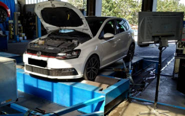 VW Polo GTI 1.8TSI MY2017 DSG7 – Stage1 98RON