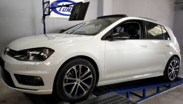 VW Golf 7 1.6TDI MY2015 DSG7 – Stage1