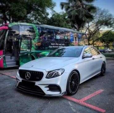 Mercedes E200 2.0T W213 – Stage2 98RON