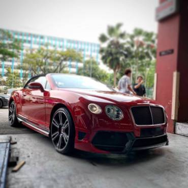 Bentley Continental GT 4.0 V8 – Stage2 98RON