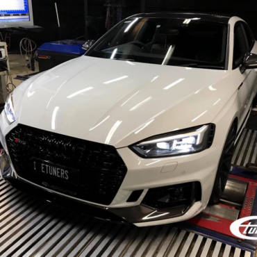 Audi RS5 F5 2.9TFSI – Stage1 98RON
