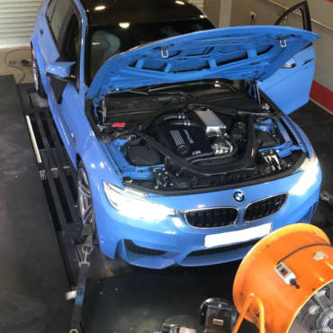 BMW M3 F80 3.0T MY2015 – Stage2 98RON
