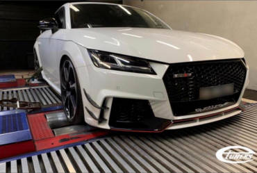 Audi TTRS 8S 2.5TFSI – Stage2 E85 + Wmi