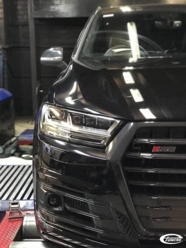 Audi SQ7 4.0TDI V8 MY2019 – Stage1
