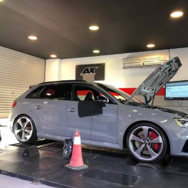 Audi RS3 8V 2.5TFSI – Stage3 TTE500+ 98RON