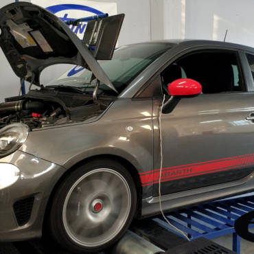 Abarth 595 1.4TJet (160hp) Auto – Etuners Stage3 GT1446 98RON
