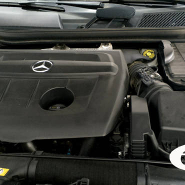 Mercedes GLA180D 1.5CDI – Stage1