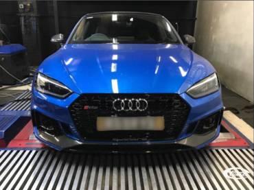 Audi RS5 B9 2.9TFSI – Stage2 98RON