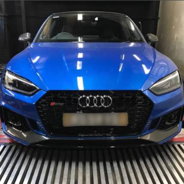 Audi RS5 B9 2.9TFSI – Stage2 98RON