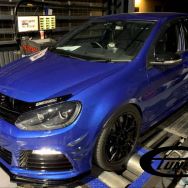 VW Golf 6R 2.0TFSI – Stage2 E85 + map switching