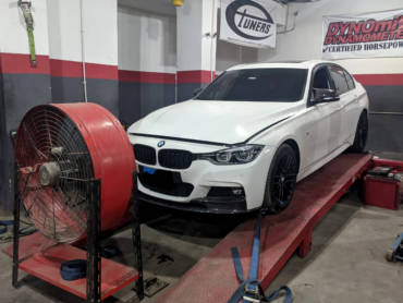 BMW 320i F30 MY2019 – Stage2 95RON