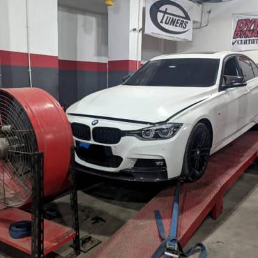 BMW 320i F30 MY2019 – Stage2 95RON