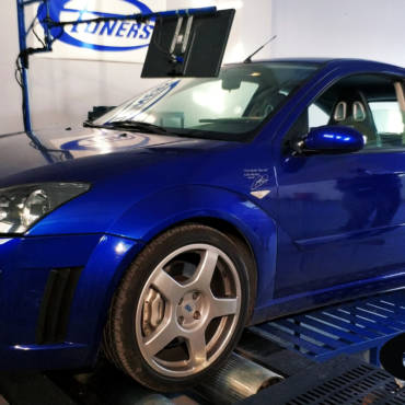 Ford Focus RS 2.0T – Stage3 Garrett GT28RS 98RON