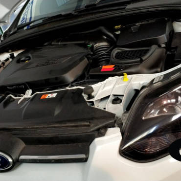 Ford Focus 1.6 STCI Ecoboost – Stage3 hybrid turbo 98RON