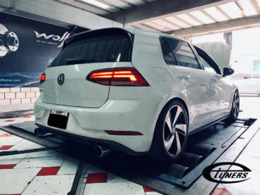 VW Golf 7.5 GTI 2.0TSI DSG6 – Stage2 98RON