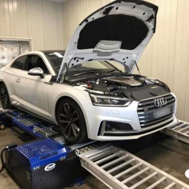 Audi S5 B9 2.9TFSI MY2017 – Stage2