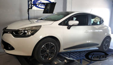 Renault Clio IV 1.5DCI 75hp – Stage1