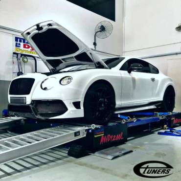 Bentley Continental GT 4.0 V8 – Stage1