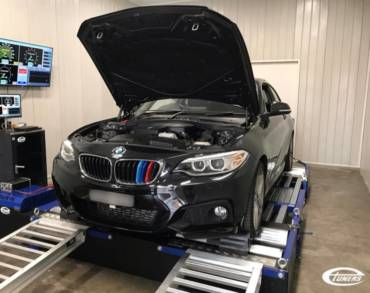 BMW 220i F22 2.0T – Stage2 98RON