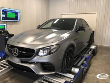 Mercedes E63S AMG 4.0TT Ed1 – Stage2 98RON