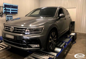 VW Tiguan 2.0TSI Gen3 – Stage3 IS38 98RON