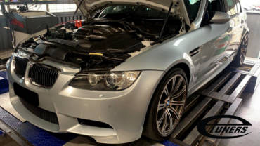 BMW M3 E92 4.0i V8 – Stage2 for E85