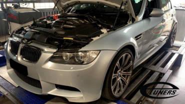 BMW M3 E92 4.0i V8 – Stage2 for E85