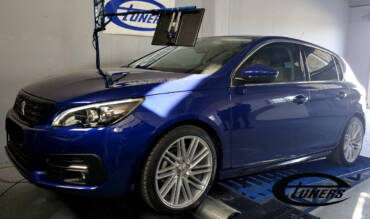 Peugeot 308 1.2 Puretech130 MY2019 – Stage1 98RON