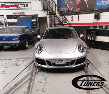 Porsche 911 Carrera GTS 3.0 DFI Turbo 450 PDK MY2019 – Stage2 95RON
