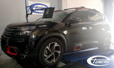 Citroen C5 Aircross 1.6 Puretech 180 EAT8 – Stage1 98RON