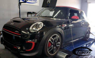 Mini Cooper S F56 JCW 2.0T (B48) – Stage2 98RON