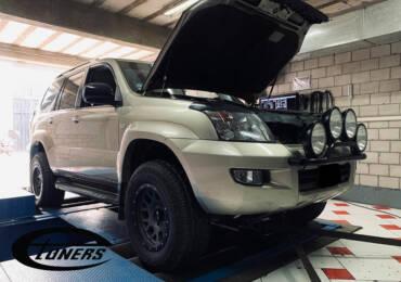 Toyota Landcruiser Prado 4.0i – Stage2 98RON
