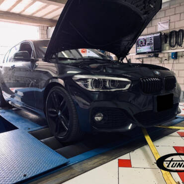 BMW 120i F20 B48/MG1 – Stage2 98RON