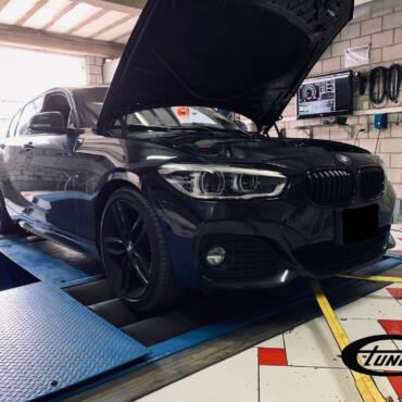 BMW 120i F20 B48/MG1 – Stage2 98RON