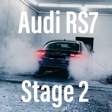 Audi RS7 C7 4.0TFSI – Stage2 98RON