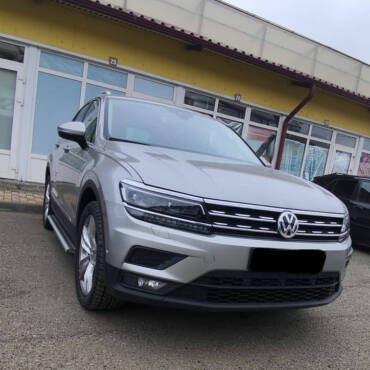 VW Tiguan 2.0TDI Gen3 (MQB) MY2018 – Stage1