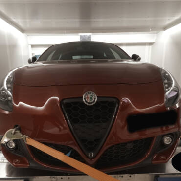 Alfa Romeo Giulietta Veloce 1750 TCT – Stage2 98RON
