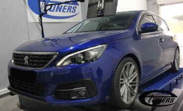 Peugeot 308 T9 1.2Puretech130 GPF MY2019 – Stage2 98RON