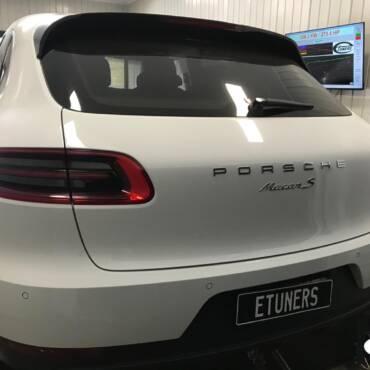 Porsche Macan S (95B) 3.0DFI V6 MY2016 – Stage1 98RON