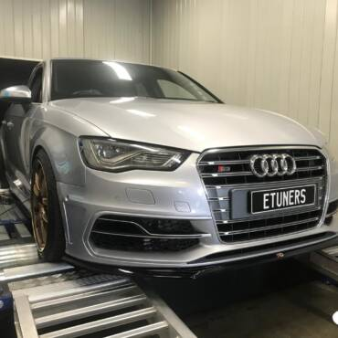 Audi S3 8V.1 2.0TFSI MY2014 – Stage1 98RON