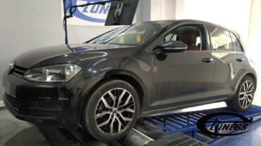 VW Golf 7 1.6TDI110 my2016 – Stage1