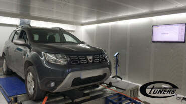 Dacia Duster 1.5blueDCI MY2018 – Stage1
