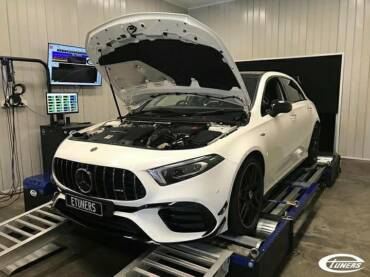 Mercedes A45S AMG 4Matic W177 2.0T MY2020 – Stage1 98RON