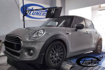 Mini Cooper F56 1.5T B38 Auto – Stage1 95RON