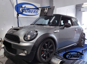 Mini Cooper S R56 1.6T – Stage4 hybrid turbo 98RON