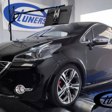 Peugeot 208 GTi 1.6THP200 MY2014 – Stage2 98RON